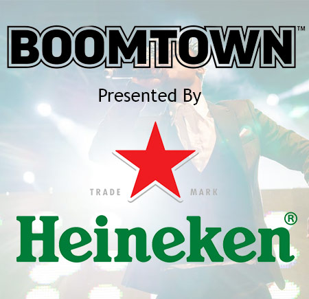 Amstel Boomtown Logo