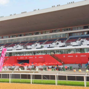 One Stop Hospitality Grandstand at the Durban July
