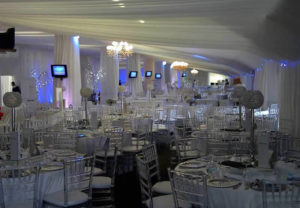 One Stop Hospitality Durban July Table Settings