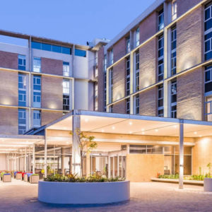 Onomo Hotel Durban Entrance