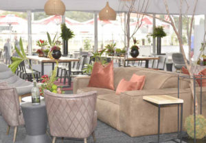 Pegasus Trackside Hospitality Luxury Lounge at the Durban July