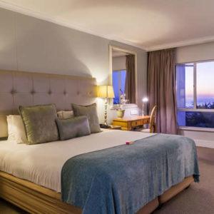 Riverside Hotel Bedroom