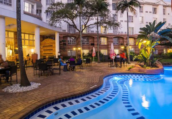 Riverside Hotel Terrace
