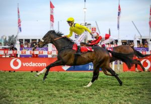Do it Again, 2019 Durban July Winner