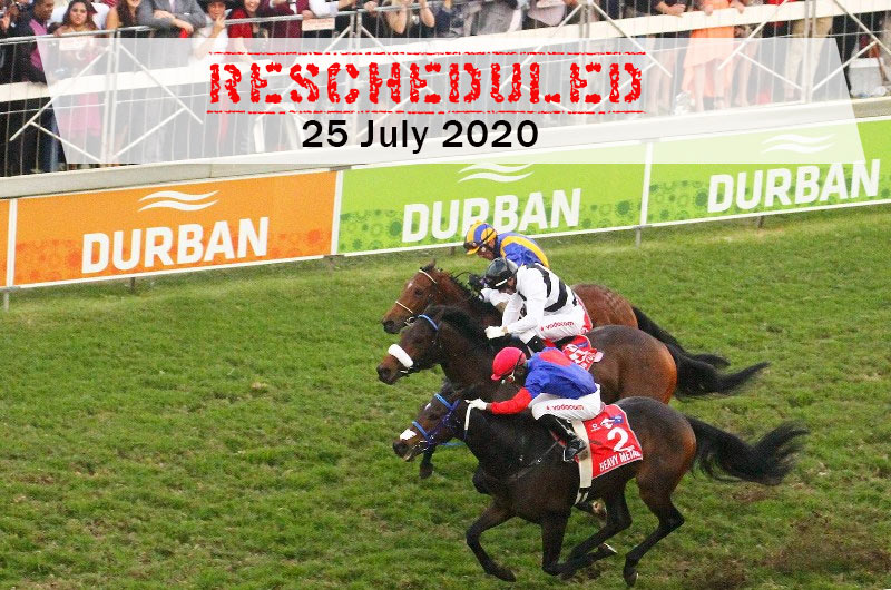 Rescheduled 2020 durban july